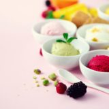 red-purple-yellow-green-white-ice-cream-eis-vegan